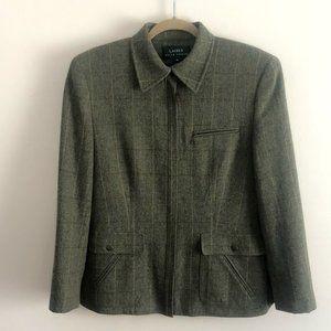 Ralph Lauren 100%  Lambswool Jacket Size 10